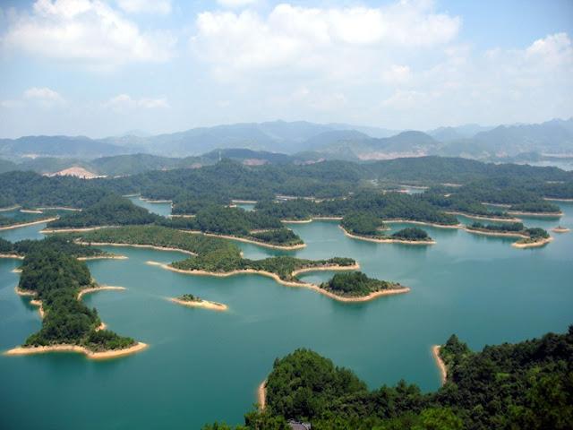 بحيرة كيندو Qiandao-lake-6[2%5
